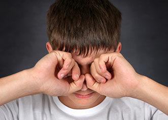 Чем закапать глаза после сварки