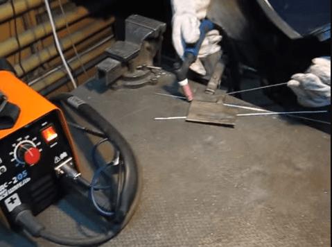 сварка нержавейки и черного металла аргоном