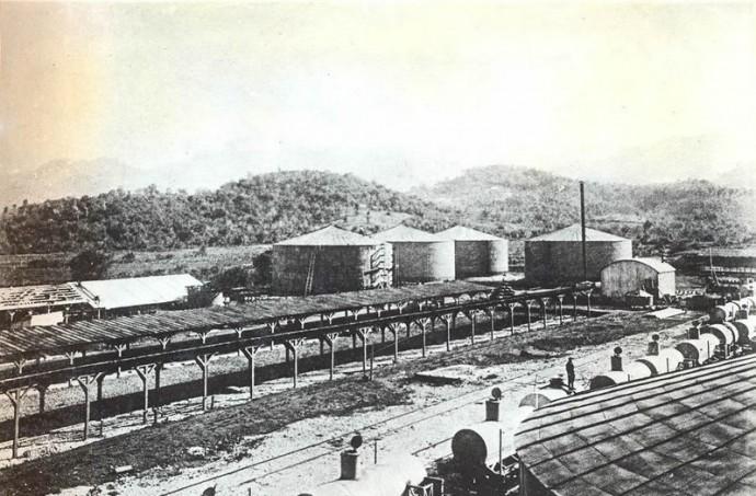 нефтепровод Баку-Батуми