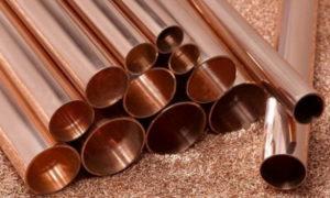 цветной металл - медь