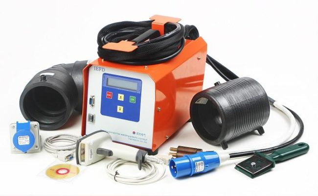 аппарат для электромуфтовой сварки