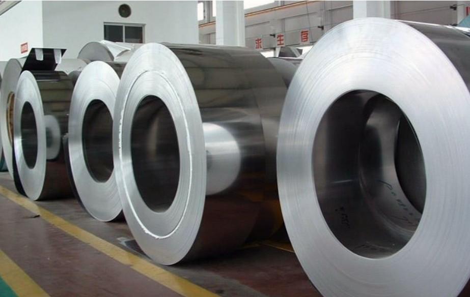 рулон нержавеющей стали