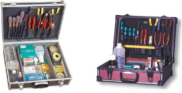 инструменты для сварки оптоволокна