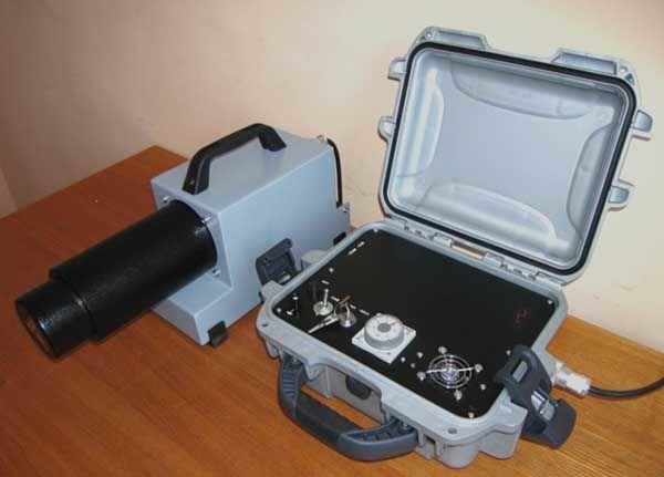 рентгенограф для контроля качества швов