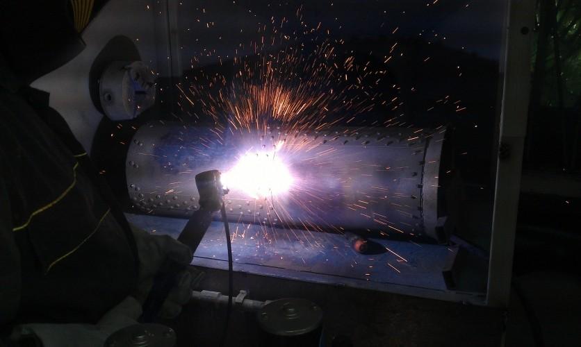 сварка тугоплавких металлов