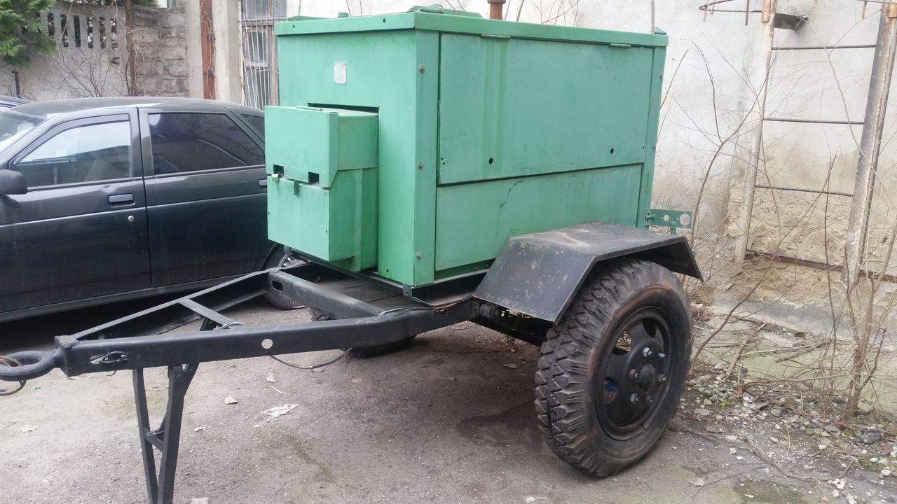 сварочный аппарат колесный