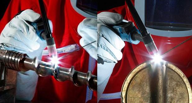 применение наплавочных электродов