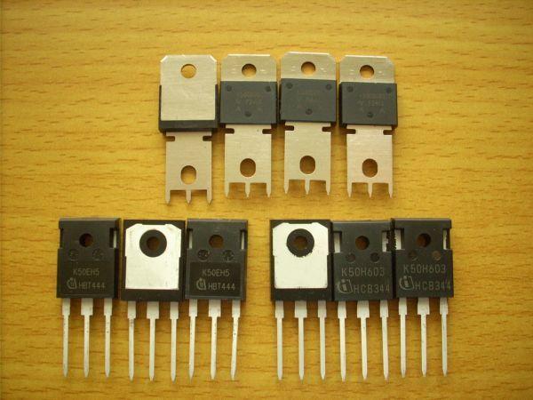 транзисторы для инвертора