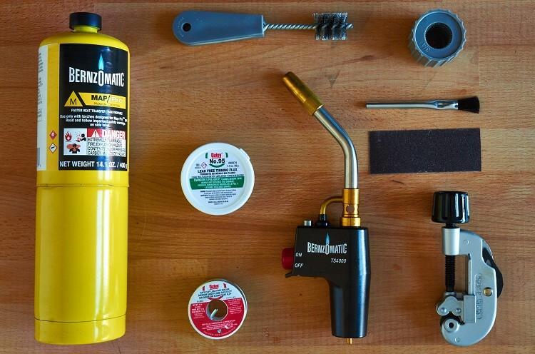 инструменты для пайки
