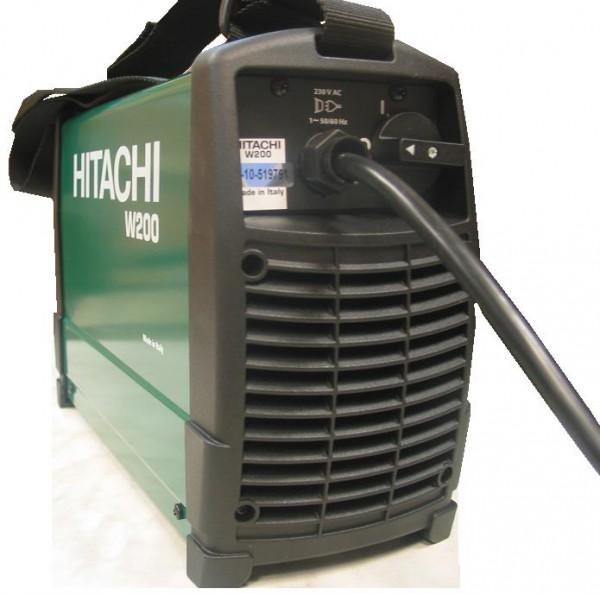 hitachi w200