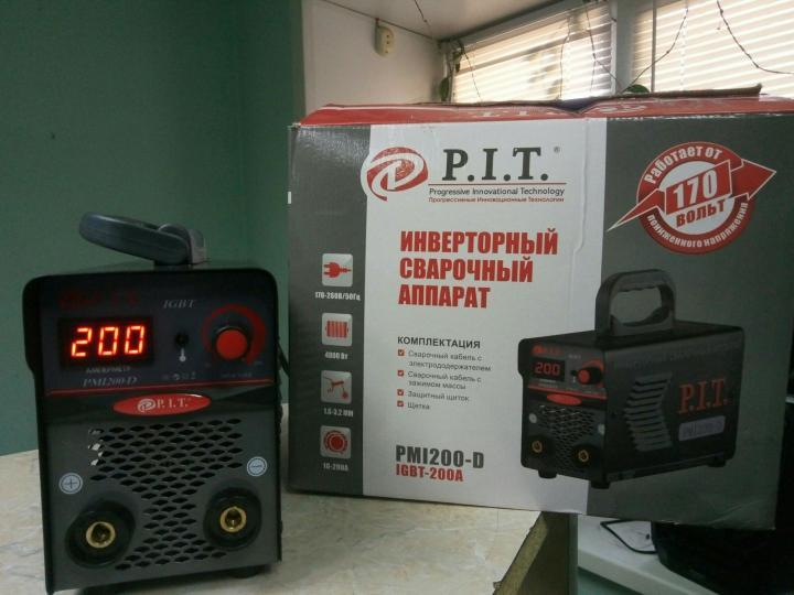 инвертор PIT PMI 200-D