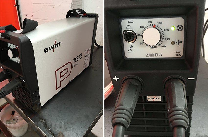 инвертор EWM PICO 162