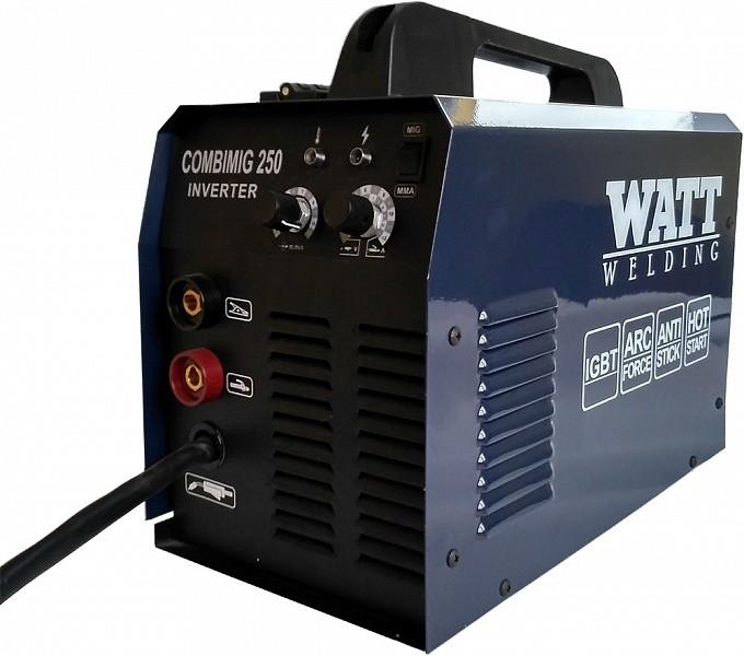 полуавтомат watt