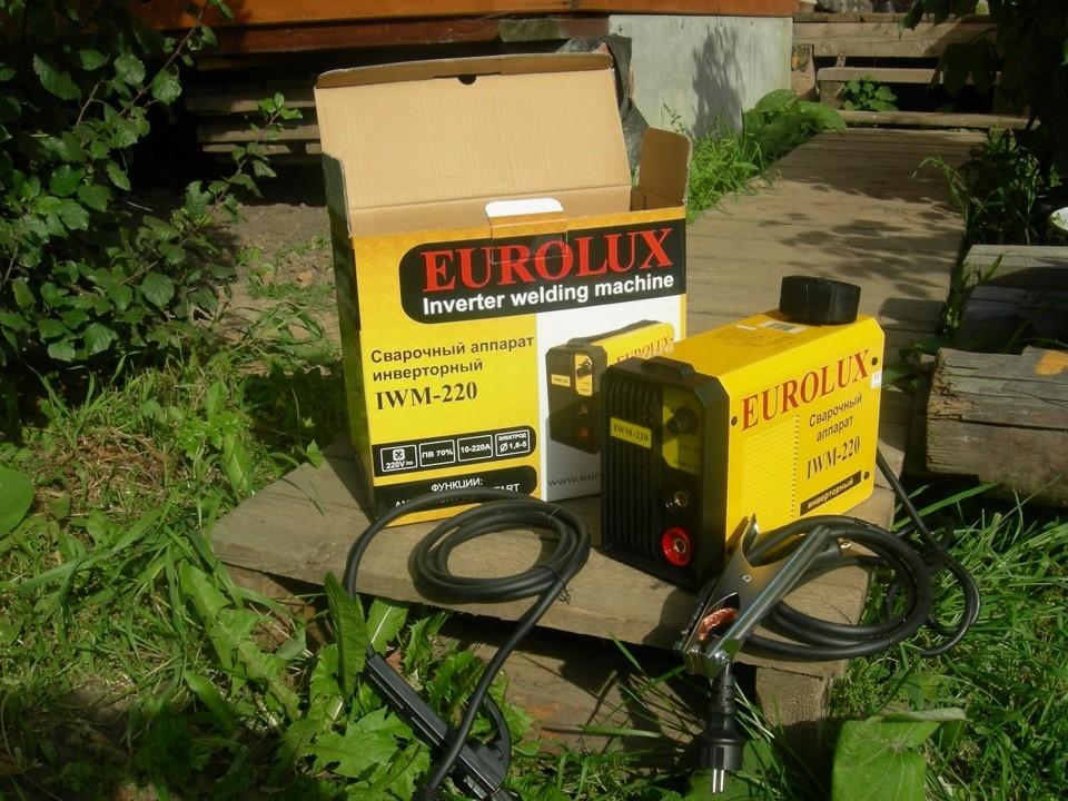 eurolux 220
