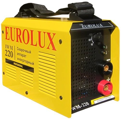 евролюкс инвертор