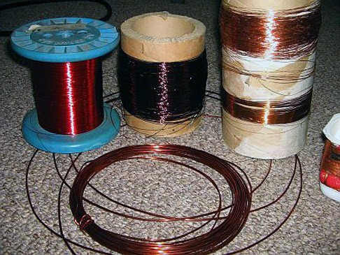 провода для обмотки