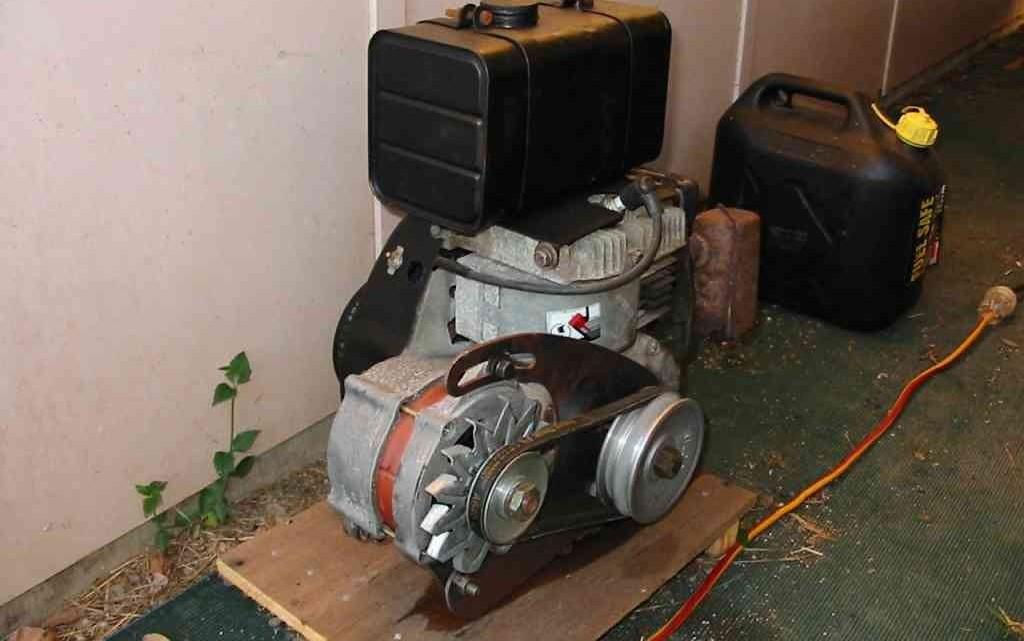 генератор сварка