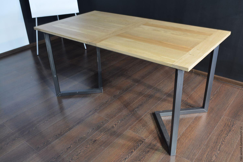 стол из профильной трубы самодельный