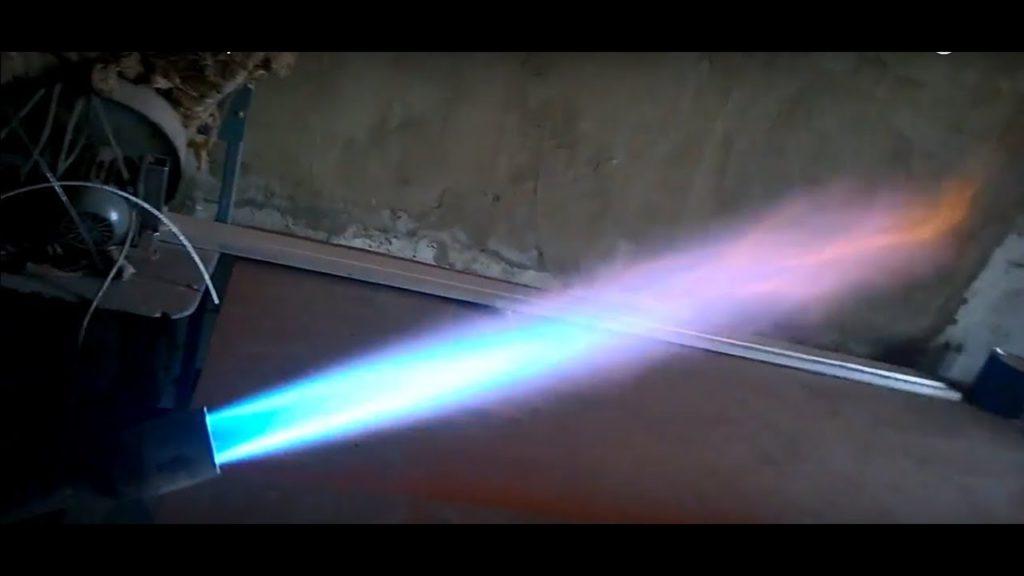 инжекционная горелка