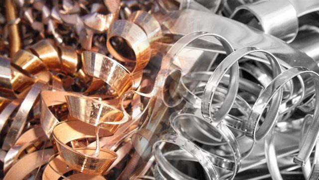 медь и алюминий