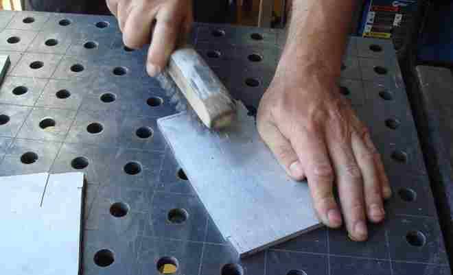 подготовка алюминия к сварке